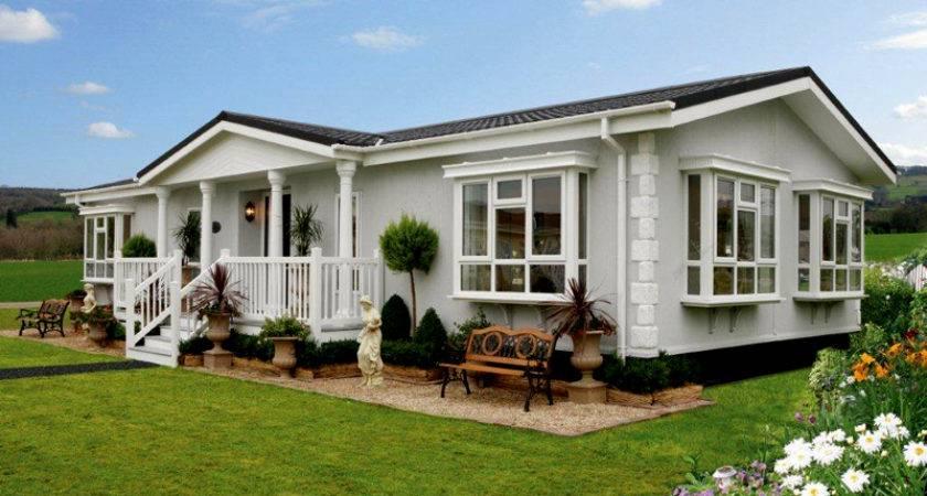 Modern Mobile Home Park Homes Ideas