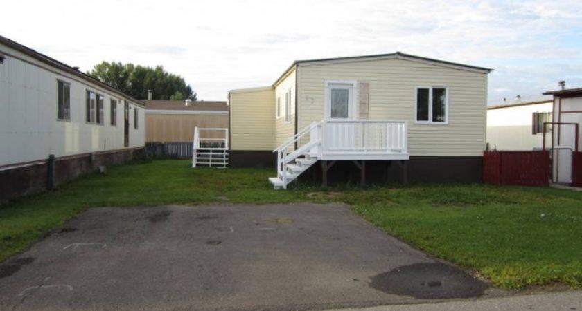 Modern Mobile Home Sale Red Deer Alberta Estates Canada