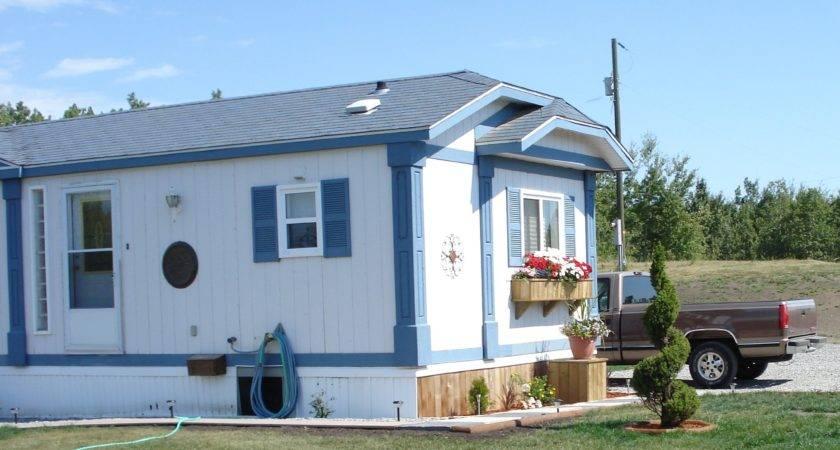 Modern Mobile Home Sale
