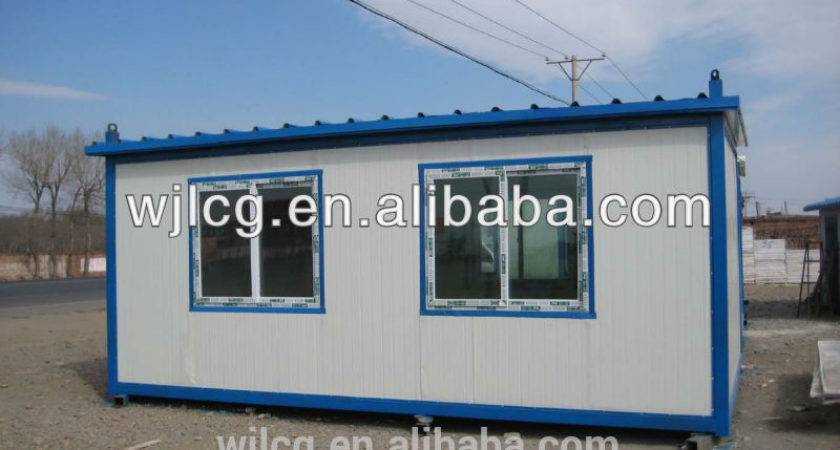 Modern Prefab Container House Homes Sale Made China