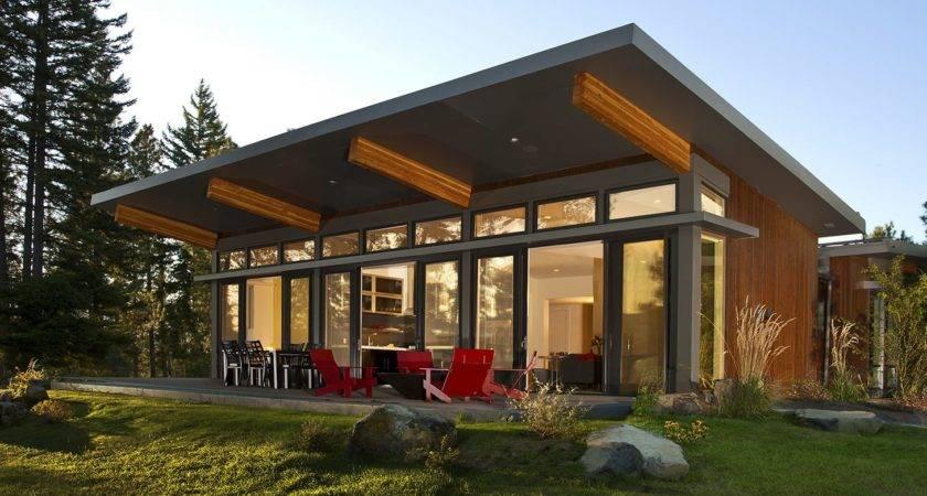 Modern Prefab Homes Stillwater Dwellings Contemporary