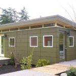 Modern Shed Guesthouse Guest Cottages Tiny House Cabin Ideas