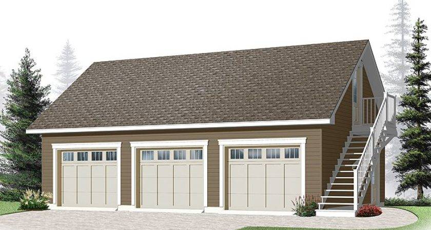Modern Styles Minimalist Detached Garage Plans Small Home