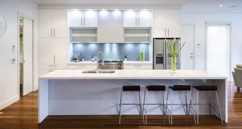 Modern White Kitchen Pics Smith