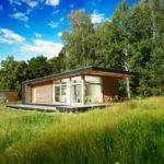Modernist Prefab Choose Very Small House