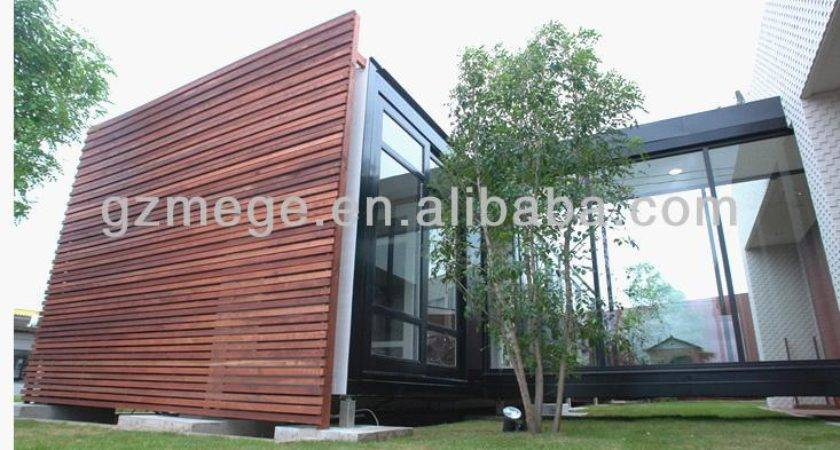 Modified Shipping Container Hotel Mobile Movable House