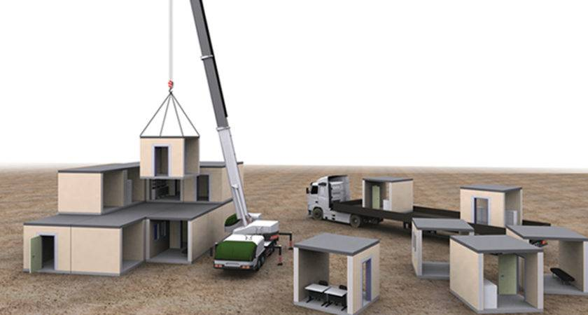 Modular Building Buildings Build Terms