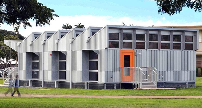 Modular Building Portable Facilities