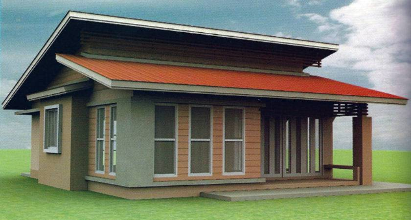 Modular Bungalow Design