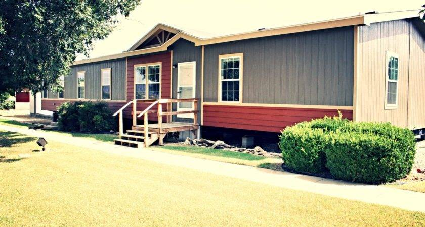 Modular Construction Double Wide Manufactured Home Tulsa