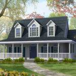 Modular Dining Kitchen Cape Cod Home Plans