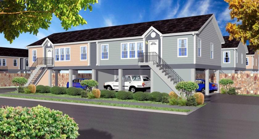 Modular Duplexes Kelsey Bass Ranch