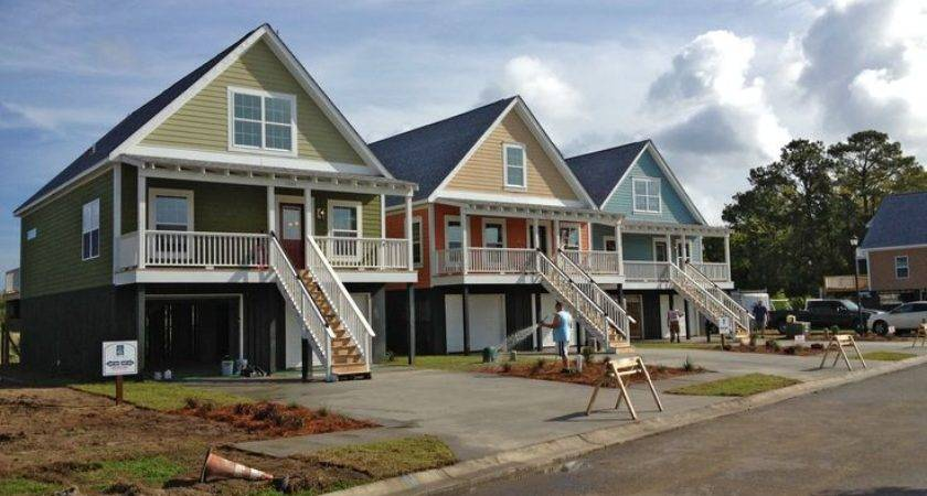 Modular Home Designs Located Historic North Charleston