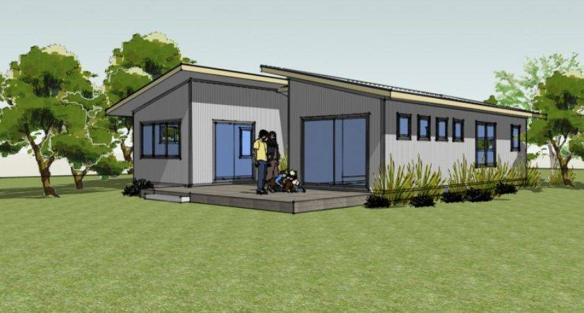 Modular Home Eco Floor Plans