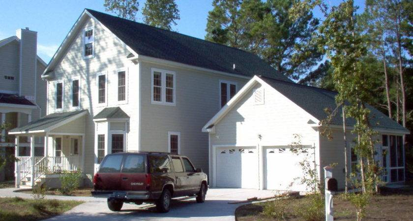 Modular Home Exteriors Builder Charleston