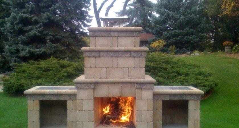 Modular Home Fireplace