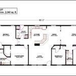 Modular Home Floor Plans Bungalow