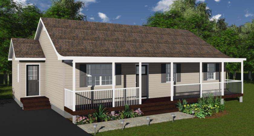 Modular Home Floor Plans Front Porch