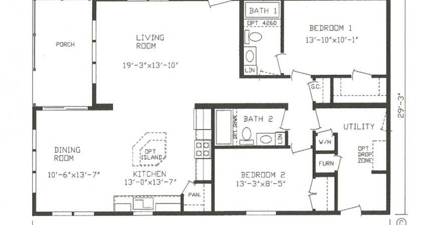 Modular Home Floor Plans Prices Modern