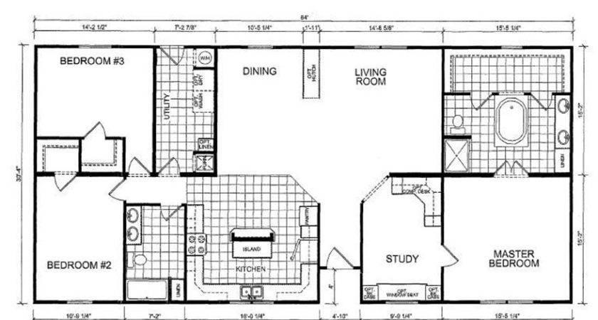 Modular Home Floor Plans Texas