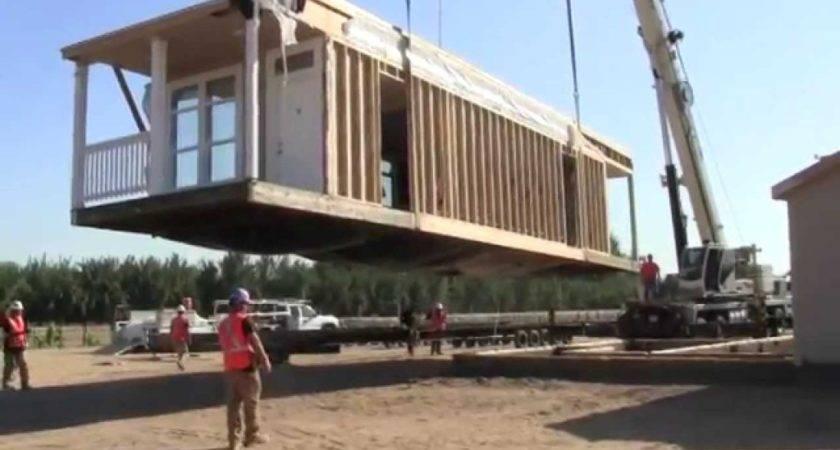 Modular Home Foundation Plans Modern