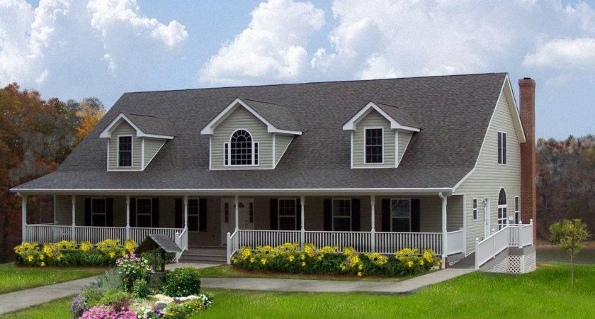 Modular Home Homes Look Like Log Cabins