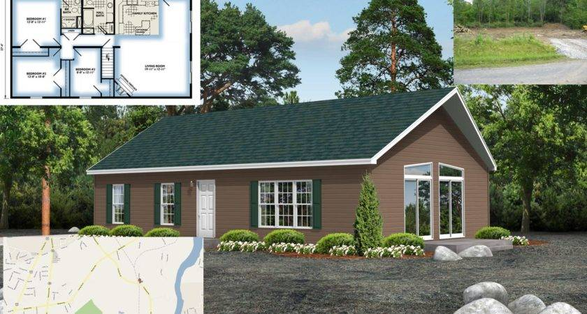 Modular Home Land Packages Homes