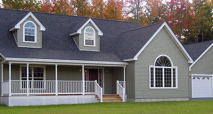 Modular Home Land Packages Maine