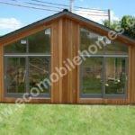 Modular Home Lodge Style