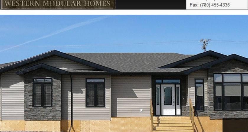 Modular Home Manufacturers Edmonton Alberta Mobile Homes