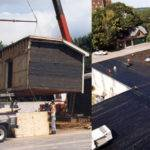 Modular Home New Roof