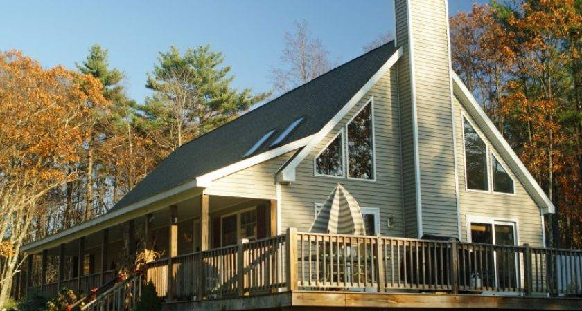 Modular Home Photos Chalet Cape Cod Wales