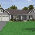 Modular Home Ranch Style Homes Plans