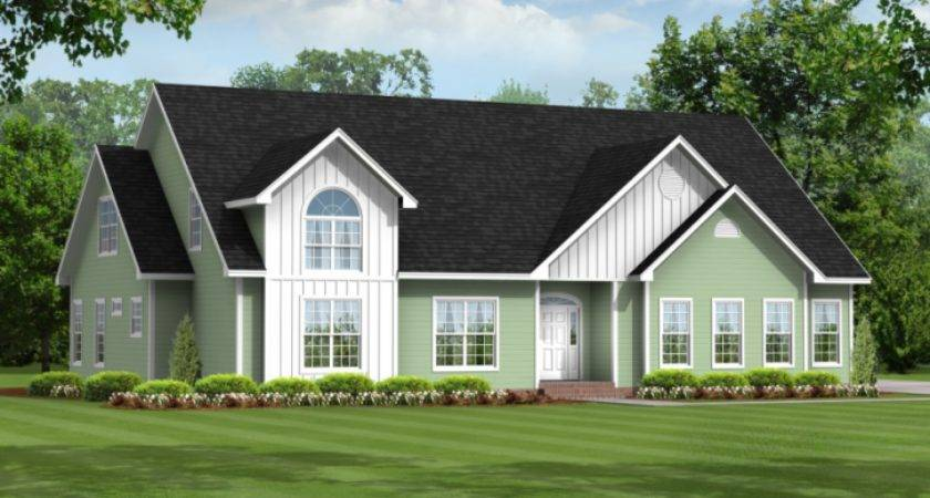Modular Home Small Homes Asheville