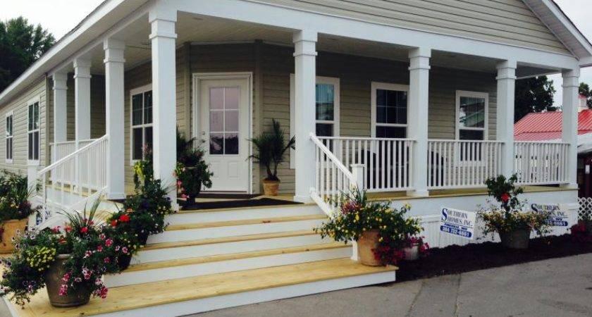 Modular Home Southern Homes Worked Hard Display