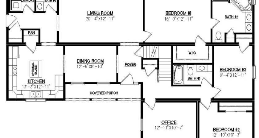 Modular Homes Bedroom Floor Plans Ideas