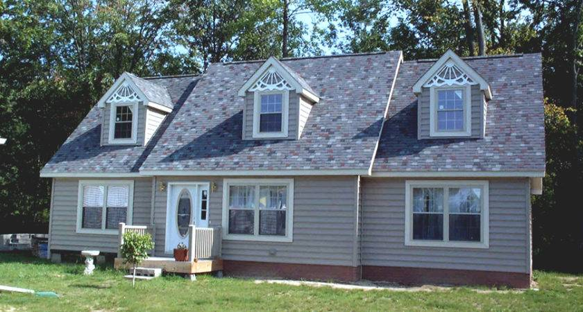 Modular Homes Cape Cod Style Home Design