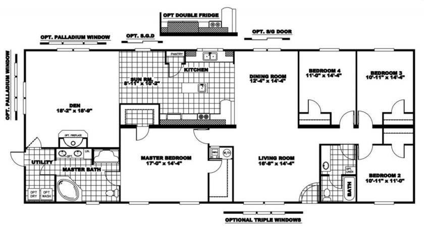 Modular Homes Floor Plans Luxury Clayton Home Mobile