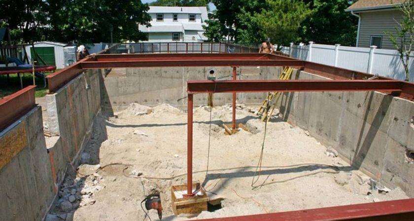 Modular Homes Set Permanent Home Foundation Manufactured
