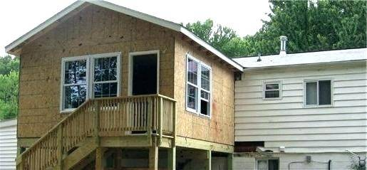 Modular Kit Home Additions Planning Build