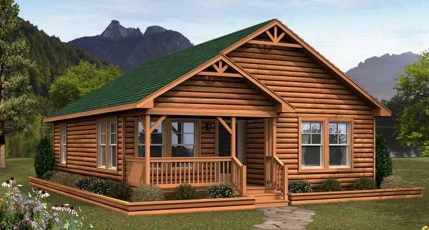 Modular Log Cabin Homes Safe Efficient Bestofhouse
