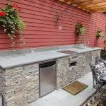 Modular Outdoor Kitchen Islands