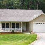 Modular Ranch Home