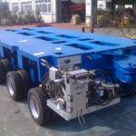 Modular Trailers Multi Axle Trailer China Sinotrailers