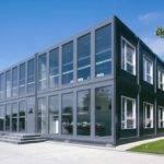 Modular Volumetric Buildings Elliott