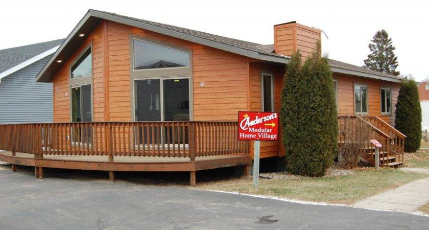 Modular Wisconsin Homes Anderson Inc