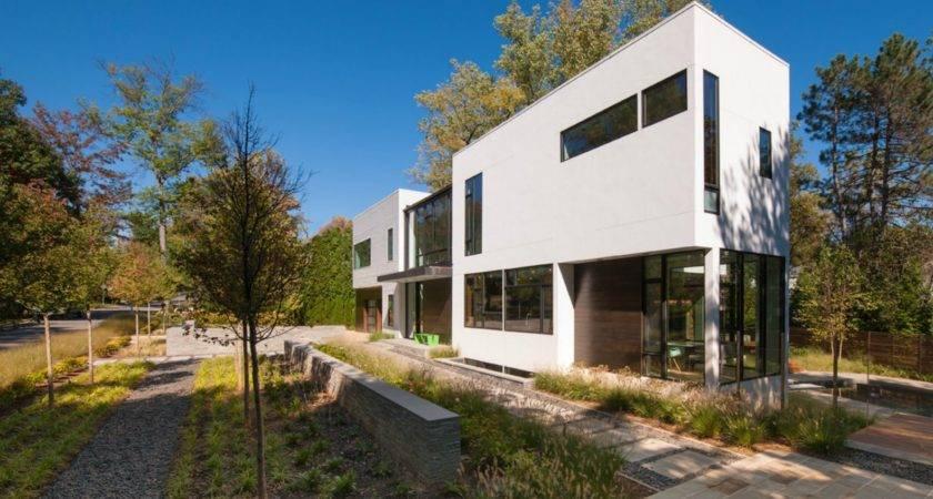 Modules Make Prefab Modern Home Maryland Modular
