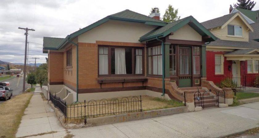 Montana Tech Butte Real Estate Homes Sale