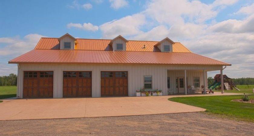 Morton Buildings Home Minnesota Homes Pinter