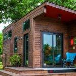 Most Incredible Tiny House Single Loft Texzen